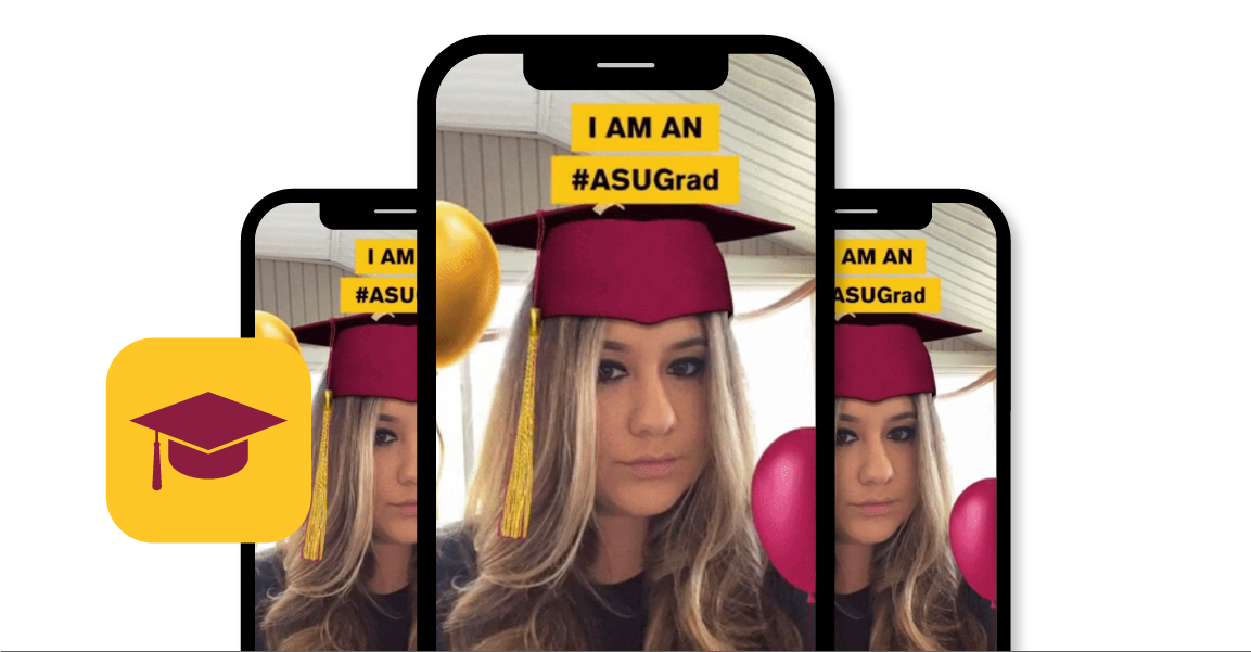 I am an ASU Grad filter